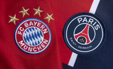 CHAMPIONS/ Bayern Munich – PSG, statistikat dhe formacionet e mundshme (FOTO LAJM)