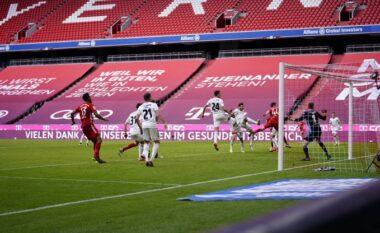 Albeu: Liverpool i falet super golit të Arnold, fiton me përmbysje ndaj Aston Villa (VIDEO)