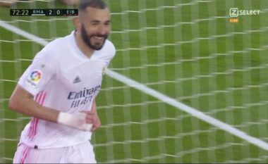 Reali dyfishon rezultatin ndaj Eibarit (VIDEO)
