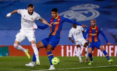 EL CLASICO/ 45 minutat e para mbyllen me avantazhin e dyfishtë të Real Madridit (VIDEO)