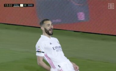 """Zhbllokohet """"El Clasico"""", Reali në avantazh (VIDEO)"""