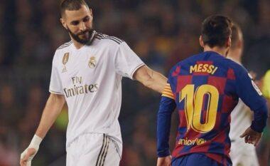 Benzema: El Clasico, ndeshja më e bukur në botë