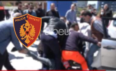 """Terrori në sheshin """"Skëndërbej"""", policia jep detaje pas arrestimit të autorit (VIDEO)"""