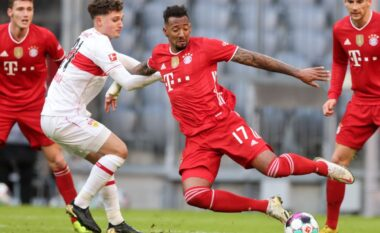 Pas nje dekade Boateng vendos të largohet nga Bayern Munchen