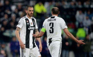 Për tu harruar, Juventusi ka këtë sezon mbrojtjen më të dobët në dekadën e fundit