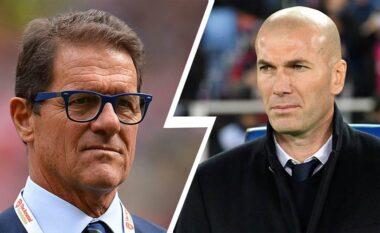 Capelo: Zidane iu merr maksimumin të gjithëve, lider i lindur
