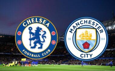 FA CUP/ Chelsea – Man City, formacionet zyrtare të gjysmëfinales