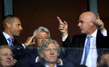 UEFA dhe FIFA: Kujdes me Superkupën! Mund të përjashtoheni nga Champions