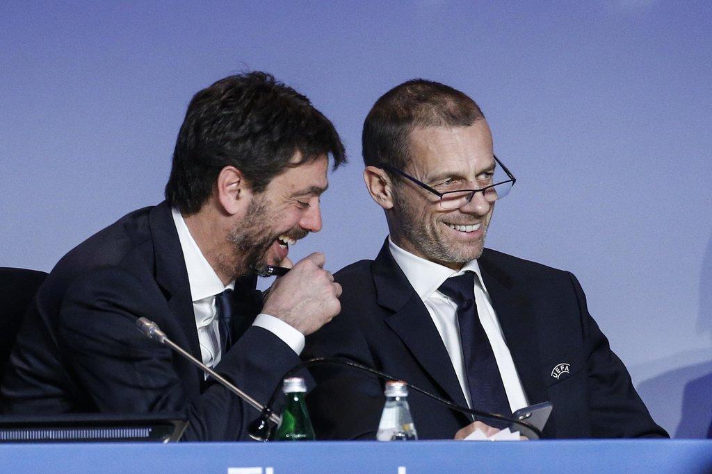 Tifozët e gjithë Europës kundër presidentit të Juventusit: Do të na pijë gjakun me lakmi pa kufi