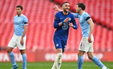 FA CUP/ Chelsea mposht minimalisht Manchester City-n dhe kalon në finale (VIDEO)