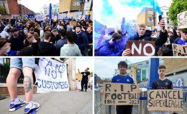 Protesta e tifozëve të Chelsea, Perez: Une e di se kush i dërgoi