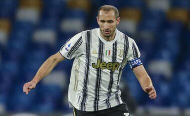 Barazimi me Torinon, Chiellini: Juventusi i fokusuar për një vend në Champions
