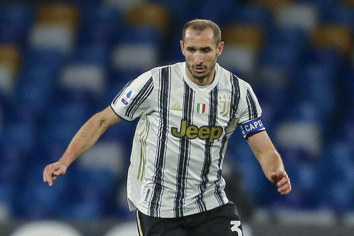 Marrëveshje e arritur, Chiellini te Juventusi edhe për dy sezone
