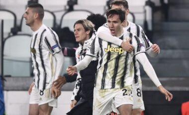 """Juventusi refuzon ofertën e """"çmendur"""" nga Liverpool për Chiesan"""
