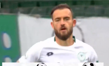"""Gol dhe assist, Cikalleshi """"shkëlqen"""" në vetëm 45 minuta në Turqi (VIDEO)"""