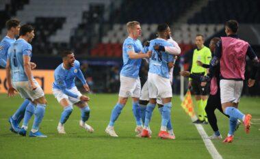 Statistikë e pabesueshme, Man City shënojë golin e parë në gjysëmfinale të Champions