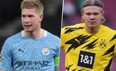 Formacionet zyrtare, Man City-Dortmund (FOTO LAJM)