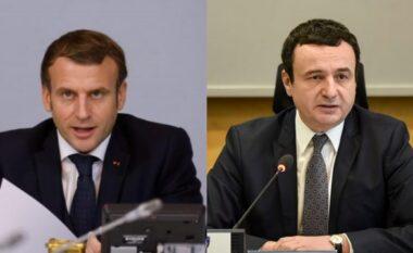 Macron letër Kurtit: Vazhdoni dialogun me Serbinë