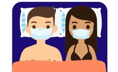 Koronavirusi: Këshilla si të kryeni marrëdhënie me partnerin në mënyrë të sigurt