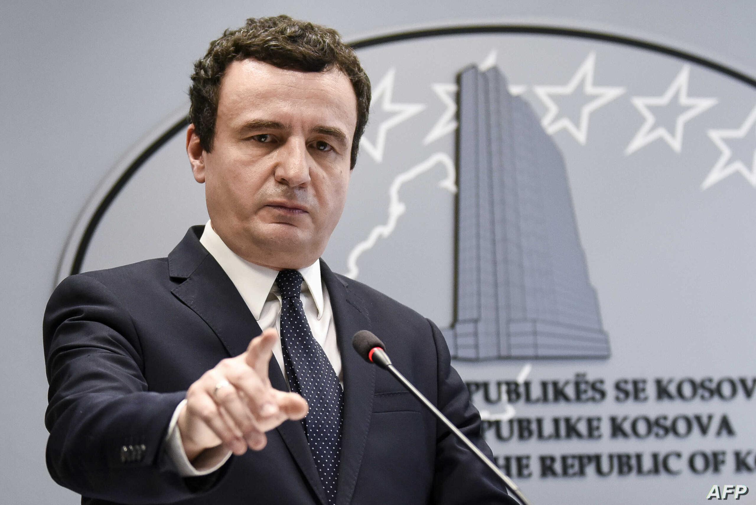 """U premtua para për """"kokën"""" e Albin Kurtin, zbulohet si u bë kërcënimi i kryeministrit"""
