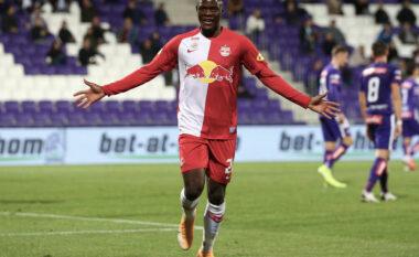 Po shkëlqen te Salzburg, Man.United ka gati ofertën për 22-vjeçarin