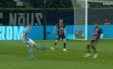 CHAMPIONS/ Barazohet sfida mes PSG-së dhe Manchester City-t (VIDEO)