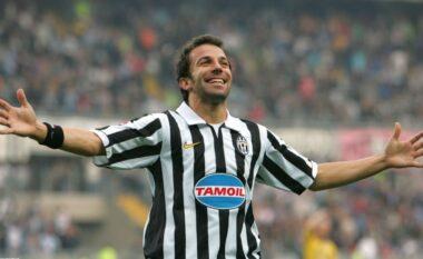 E BUJSHME/ Del Piero president i Juves?