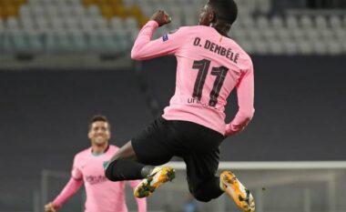 Edhe Juventusi në garë për Dembelen