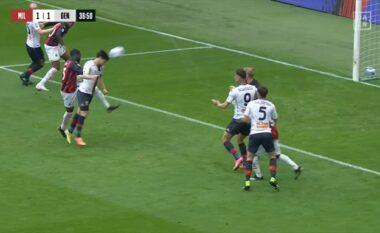 Genoa barazon rezultatin përballë Milanit (VIDEO)
