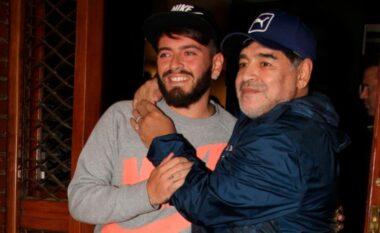 """Diego Maradona Jr """"thumbon"""" Juven: Po ata çfarë duan te Super League?"""