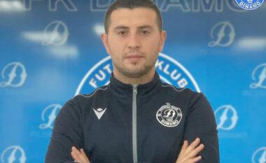 """Trajneri i Dinamos, Uku: Deri në fund në """"Selman Stërmasi"""", aty edhe nëse ngjitemi, dua drejtësi"""