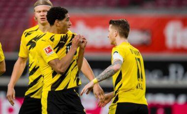 """Borussia Dortmundit fiton me përmbysje ndaj Stuttgartit, Haaland sërish """"thatë"""" (VIDEO)"""