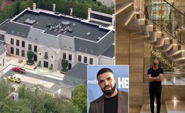 Gruaja e armatosur tenton të hyjë në shtëpinë e Drake, çfarë ndodhi me të