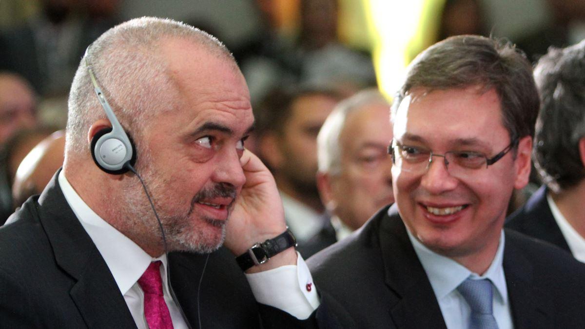 """E quajti """"vëlla"""", djali i Hashim Thaçit i përgjigjet Ramës: Të fala ke!"""