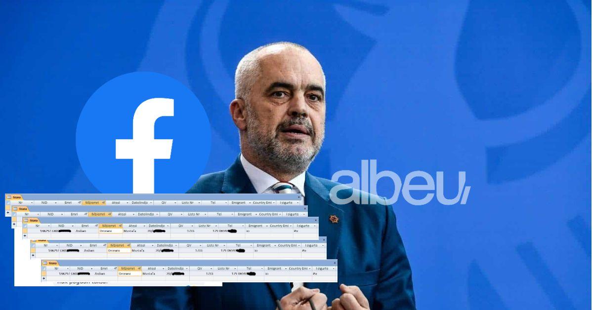 Skandali me të dhënat konfidenciale për 910 mijë votues të Tiranës/ Si ka siguruar Rilindja nr e telefonit, nr ID dhe vendet e punës