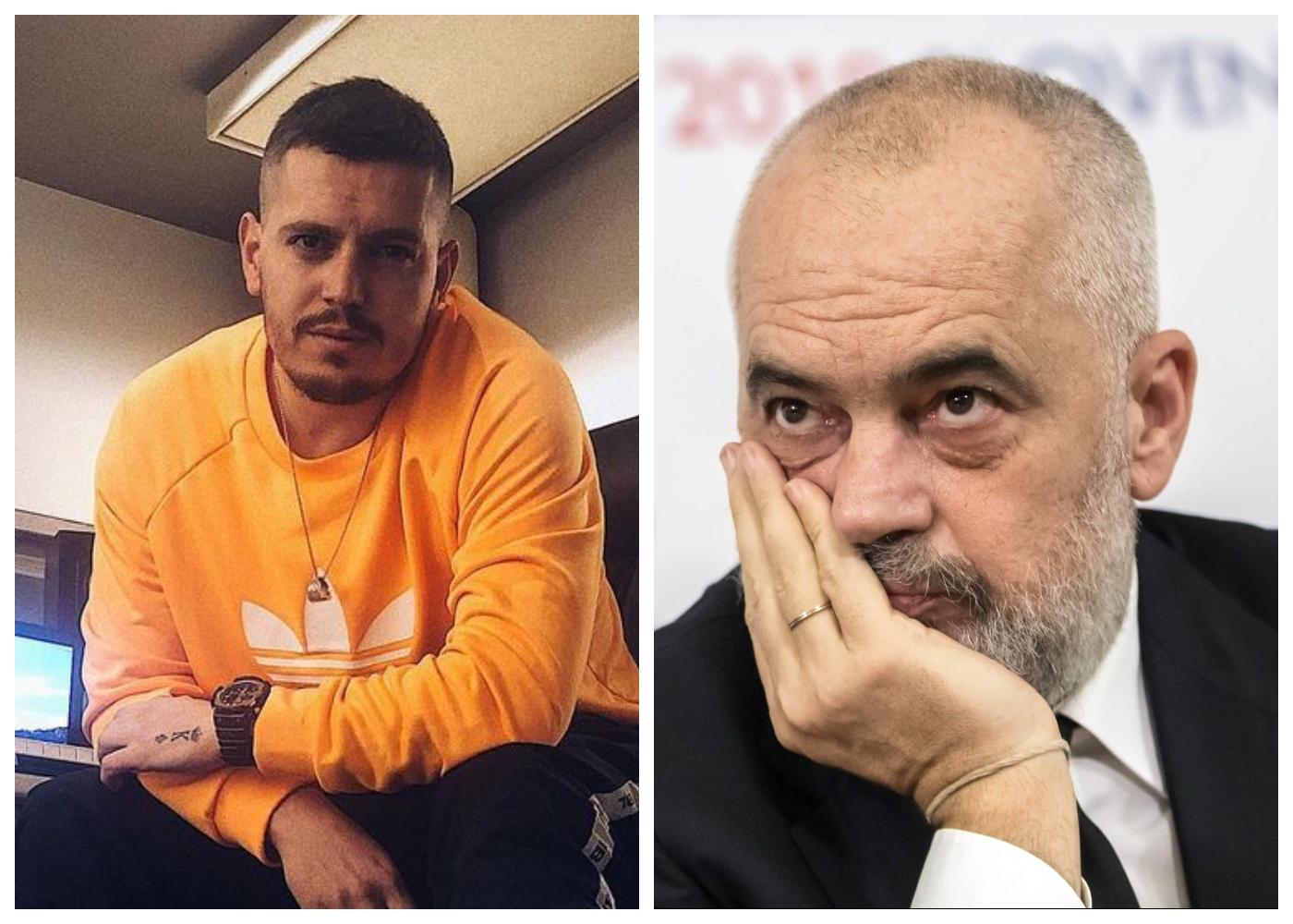 """Degjenerimi ka kaluar kufijtë"""", Elgit Doda i drejtohet Edi Ramës – Albeu.com"""