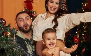 Familja e Elita Rudit shtohet me një bebe tjetër, moderatorja nuk e përmban dot gëzimin (FOTO LAJM)