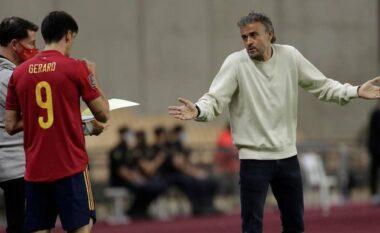 Mbërriti me vonesë në stadium, Luis Enrique u bllokua 1 orë në ashensor para ndeshjes me Kosovën