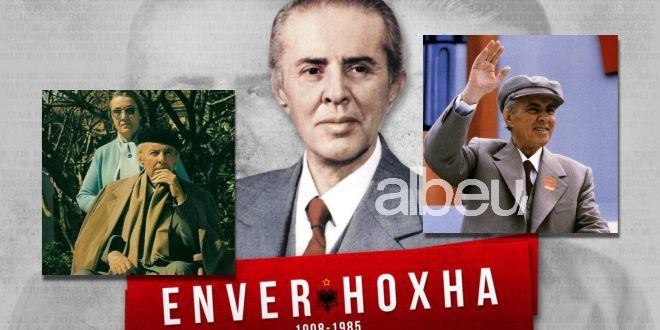 36 vite më parë vdiq Enver Hoxha, pamjet e fundit nga diktatori komunist (VIDEO)
