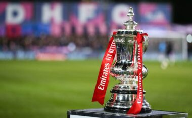 Strategjia e Anglisë për të rikthyer tifozët në stadiume, zgjedh dy ndeshjet e FA Cup