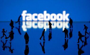 Gjatë bllokimit, Facebook doli në shitje gabimisht