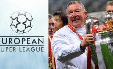 Ferguson: Super League mohon 70 vite histori, netët e Champions më specialet