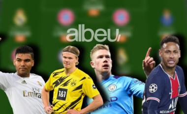 Publikohet formacioni i javës në Champions, dominojnë Reali e Bayerni (FOTO LAJM)