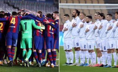 Për inat të Spanjës, Barcelona fton Kosovën për ndeshje miqësore: Ne ju njohim si shtet
