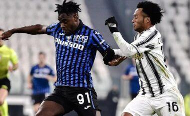 """Juventus e bën """"baltë"""" ndaj Atalantës, tani rrezikon Champions (VIDEO)"""