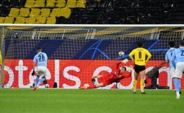 Man City nuk fal Dortmund, përballje pasanikësh në gjysmëfinale (VIDEO)