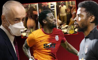 Skandali në Turqi, presidenti i Galatasaray sulmon lojtarët: Jemi lodhur nga orgjtë dhe festat e shfrenuara (FOTO LAJM)