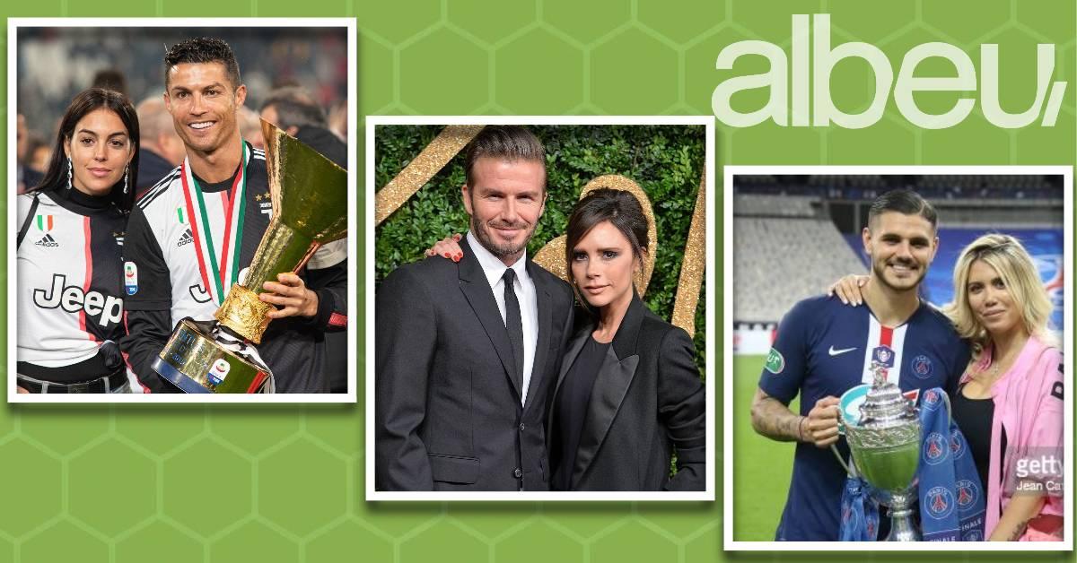 I kanë rrëmbyer vëmendjen partnerëve, 10 gratë më të pasura të futbollistëve (FOTO LAJM)