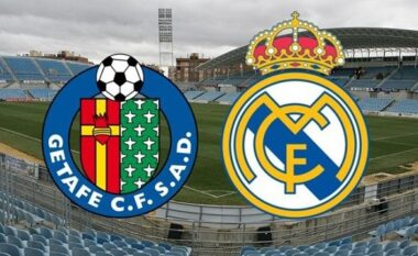 Formacionet zyrtare, Getafe-Real Madrid