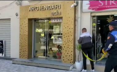 Tentuan të grabisnin argjendarinë Vlorë, arrestohet një prej autorëve